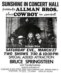 Allmans Springsteen