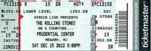 Rolling Stones tix