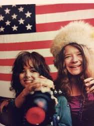 Gracie and Janis